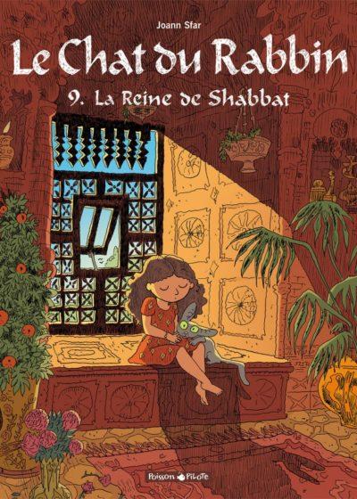 le-chat-du-rabbin-tome-9-la-reine-de-shabbat